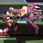 Игра Игра Эпические бои роботов