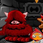 Игра Игра Счастливая обезьянка: Уровень 474 Глубокое Подземелье Часть 1