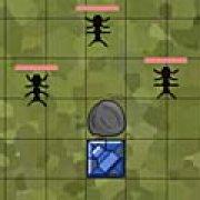 Игра Игра Защита башни от насекомых