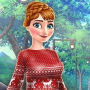 Игра Игра Холодное сердце: весеннее преображение Анны