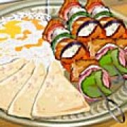 Игра Игра Кухня Сары шашлык