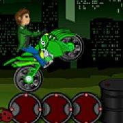 Игра Игра Бен 10: мототрюки 2