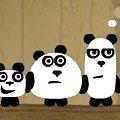 Игра Игра 3 панды