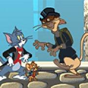 Игра Игра Том и Джерри встречают Шерлока Холмса