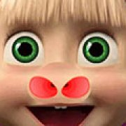 Игра Игра Маша лечит нос