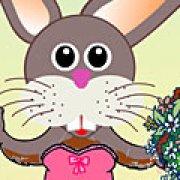 Игра Игра Даша ухаживает за кроликом