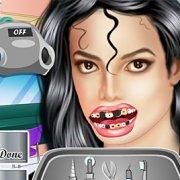 Игра Игра Проблемы с зубами Майкла Джексона / Michael Jackson Dental Problems