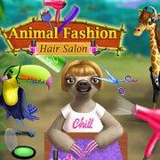 Игра Игра Салон Красоты Для Животных