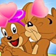 Игра Игра Джерри целуется