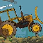 Игра Игра Сила трактора