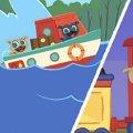 Игра Игра Дружные Мопсы: Щенки Спешат