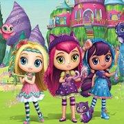 Игра Игра Литтл Чармерс Маленькие Волшебницы: Искать отличия