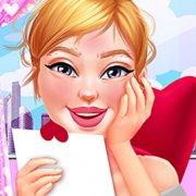 Игра Игра Новые для девочек: Мой Тайный Валентин
