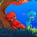 Игра Игра Огонь и Вода: выживание на острове 5