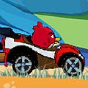 Игра Игра Angry Birds гонки