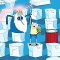 Игра Игра Время приключений: морозная битва