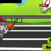 Игра Игра Баскетбол: Бейблэйд