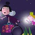Игра Игра Маленькое Королевство Бена и Холли: скрытые звезды