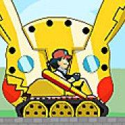 Игра Игра Покемоны: танковая битва
