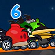 Игра Игра Angry Birds вперед 2