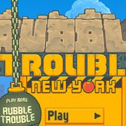 Игра Игра Rubble Trouble New York