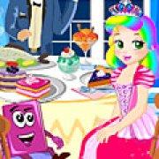 Игра Игра Принцесса Джульетта побег из ресторана