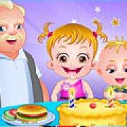 Игра Игра Малышка Хейзел день бабушки и дедушки