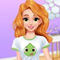 Игра Игра Принцесса Рапунцель: перепады настроения