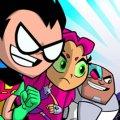 Игра Игра Юные Титаны: Рубка Справедливости