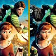 Игра Игра Эпик: найди отличия