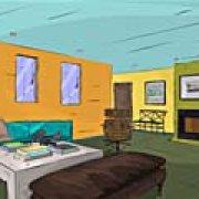 Игра Игра Картонный дом: побег