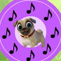 Игра Игра Дружные мопсы музыка на память