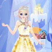 Игра Игра Новые Для Девочек: Принцесса Антарктиды