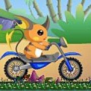 Игра Игра Приключение Покемона на мотоцикле