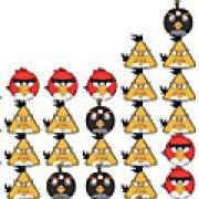 Игра Игра Angry birds: веселые совпадения