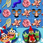 Игра Игра Никелодеон: новогодние соответствия