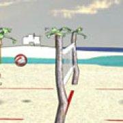 Игра Игра Пляжный волейбол Марио