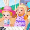 Игра Игра Малышка Хейзел в гостях у бабушки