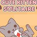 Игра Игра Косынка милый кот