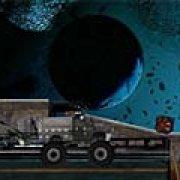 Игра Игра Монстр-грузовик в космосе
