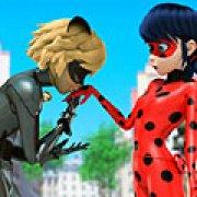 Игра Игра Леди Баг и Супер Кот: любовь