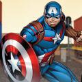 Игра Игра Капитан Америка: Удар Щитом