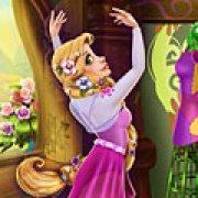 Игра Игра Рапунцель: репетиция балета