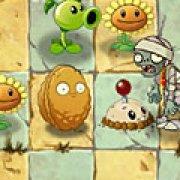 Игра Игра Зомби против растений 2