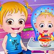Игра Игра Малышка Хейзел: веселая готовка