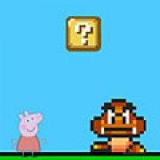 Игра Игра Свинка Пеппа в мире Марио 2