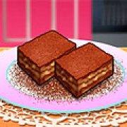 Игра Игра Кухня Сары брауни с карамелью и орехами