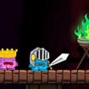 Игра Игра Рыцарь и принцесса: большой побег