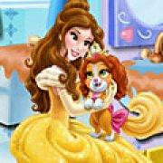 Игра Игра Принцесса убирает в ванной
