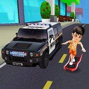 Игра Игра Сабвей Серф в автобусе и метро